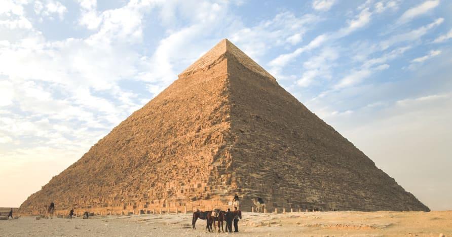 6 Mesin Slot Bertema Mesir Teratas untuk Dimainkan pada 2021