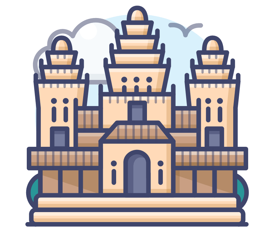 26  Kasino Seluler terbaik di Kamboja tahun 2021