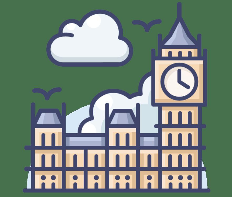 14  Kasino Seluler terbaik di Inggris Raya tahun 2021