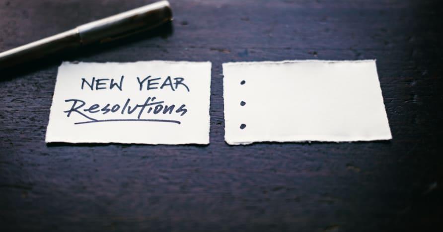 Apakah Anda Menghormati Resolusi Tahun Baru Anda?