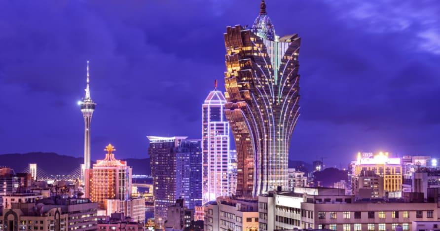 Lakukan Perjalanan ke Timur dengan Betsoft's Mr. Macau