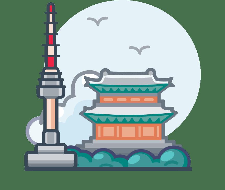 27  Kasino Seluler terbaik di Korea Selatan tahun 2021