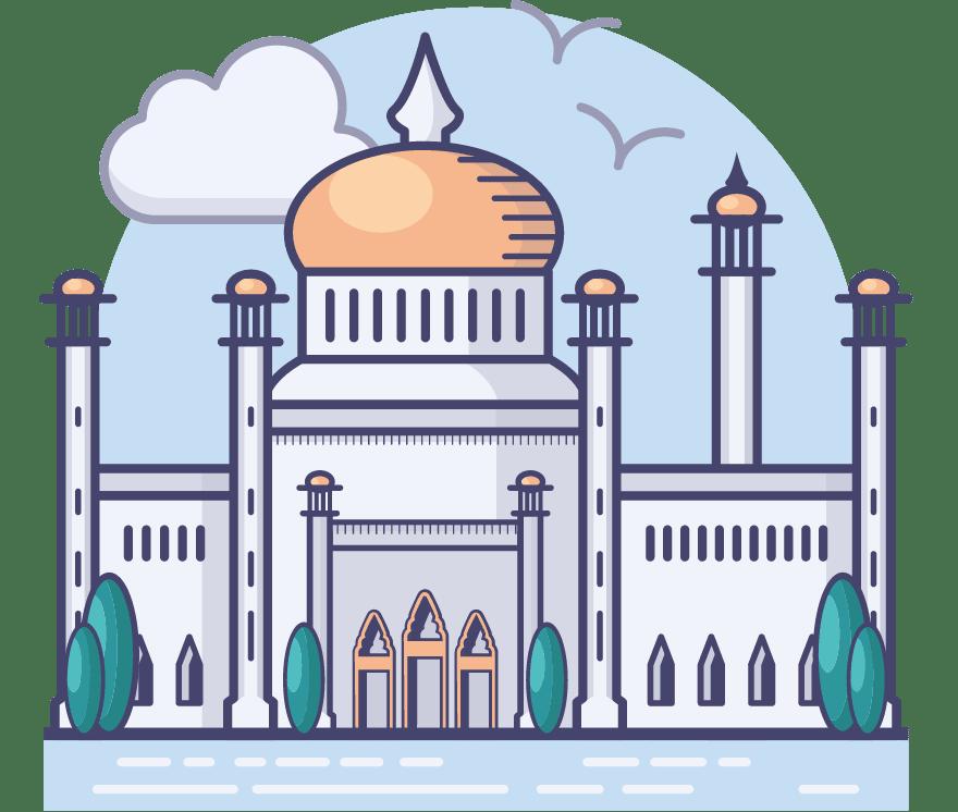 23  Kasino Seluler terbaik di Brunei tahun 2021