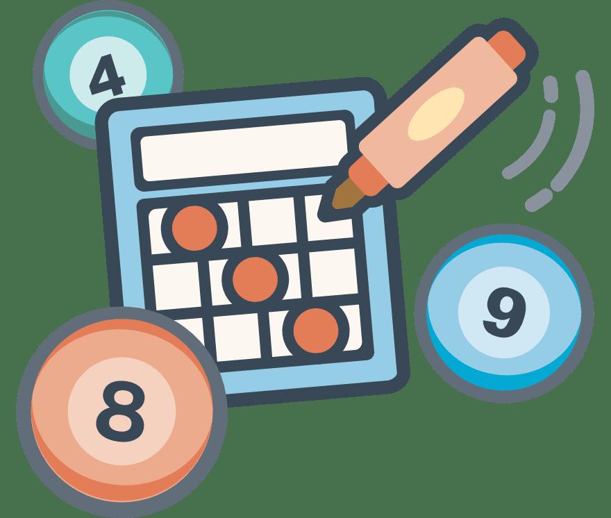 48  Kasino Seluler Bingo terbaik pada tahun 2021
