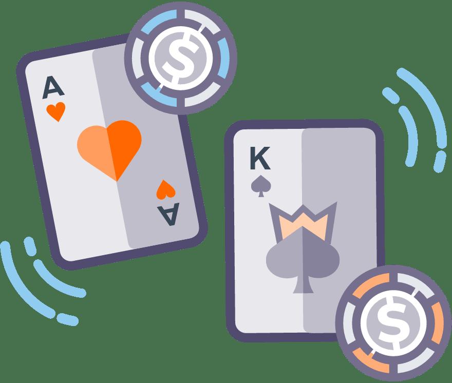 6  Kasino Seluler Casino War terbaik pada tahun 2021